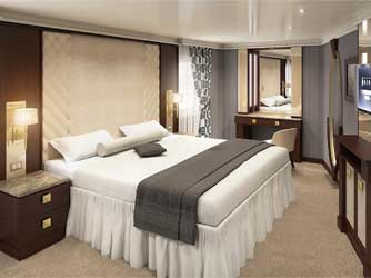 Seven Seas Navigator Completes Full Refurbishment of Top Suites