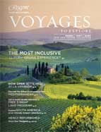 "Regent Seven Seas Cruises Unveils New Itineraries and Special Savings with ""Voyages to Explore"" Brochure"