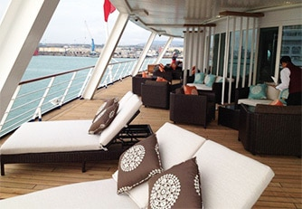 Seven Seas Voyager® Emerges From Drydock with Dramatic, Stylish New Interiors