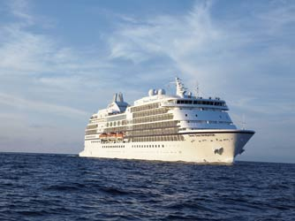 Seven Seas Navigator Enters Dry-Dock to Completely Refurbish Top Suites