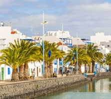 Arrecife (Lanzarote), Spain-port