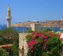 Bodrum, Turkey-port