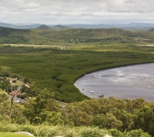 Cooktown, Australia-port