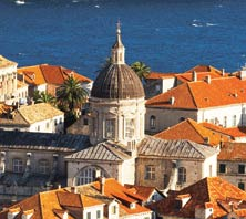 Dubrovnik, Croatia-port
