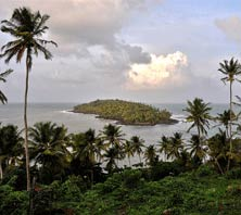 Devil's Island, French Guiana-port