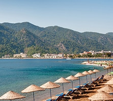 Marmaris, Turkey-port