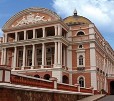 Manaus (Amazon River), Brazil-port