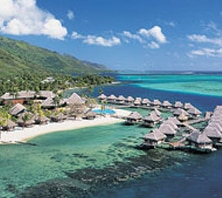 Moorea, French Polynesia-port