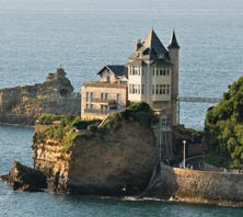 Biarritz (Saint-Jean-de-Luz), France-port