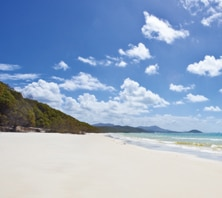 Whitsunday Island, Australia-port