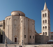 Zadar, Croatia-port