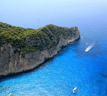 Zakynthos, Greece-port