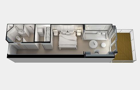 Deluxe Veranda Suite - G1