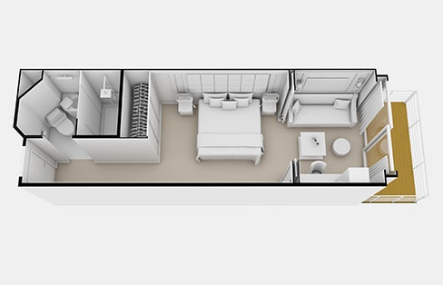 Veranda Suite - H