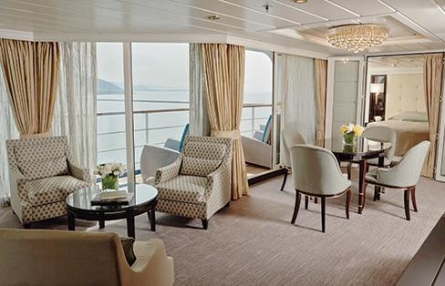 Seven Seas Mariner Cruise Ship Luxury All Inclusive