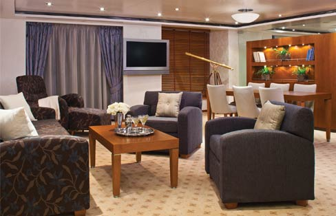 Master Suite (Deck 7) - MS