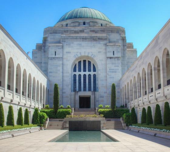 魅惑的なオーストラリアの首都