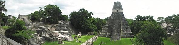 ホームページ注目のクルーズ「インカの財宝とマヤの寺院」