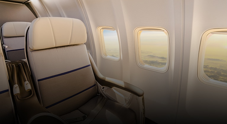 FREE Roundtrip Business Class Air* on Intercontinental Flights