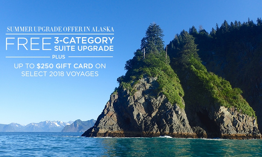 Summer Upgrade Offer in Alaska