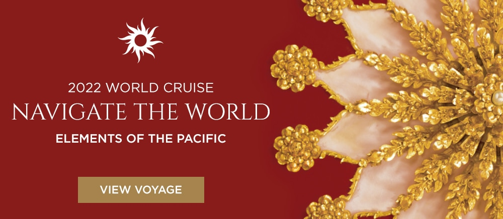 2022 World Cruise