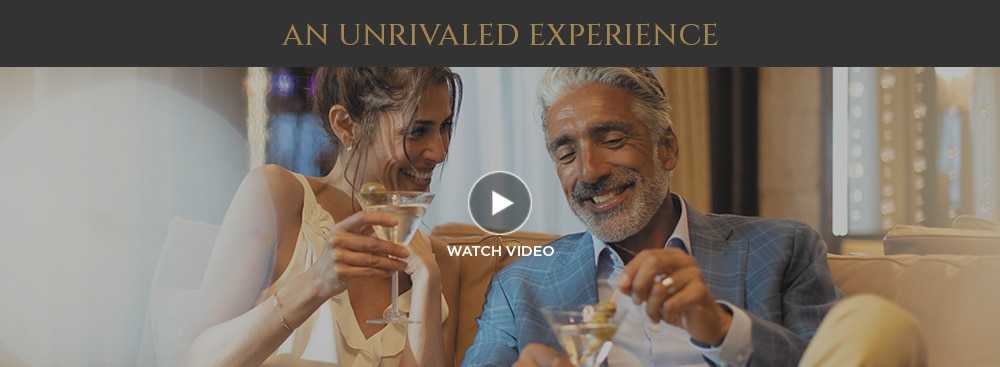 An Unrivaled Experience
