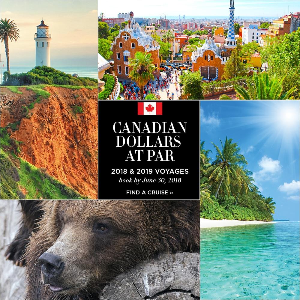 Canadian Dollars at Par