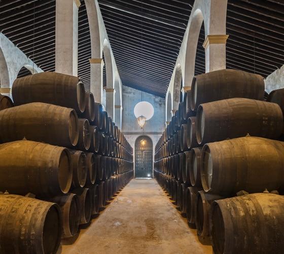 Jerez de La Frontera, la cuna del jerez