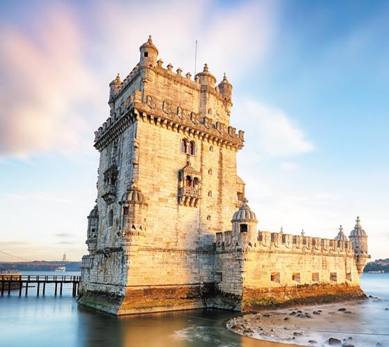 Lujosos Paisajes y Lisboa