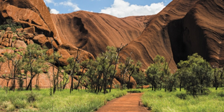 Magical Uluru: Ayers Rocks