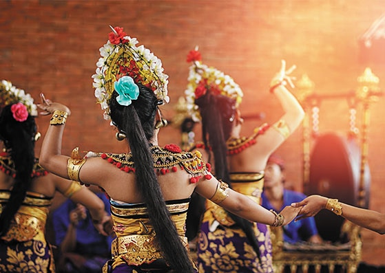 Glimpse of Balinese Culture