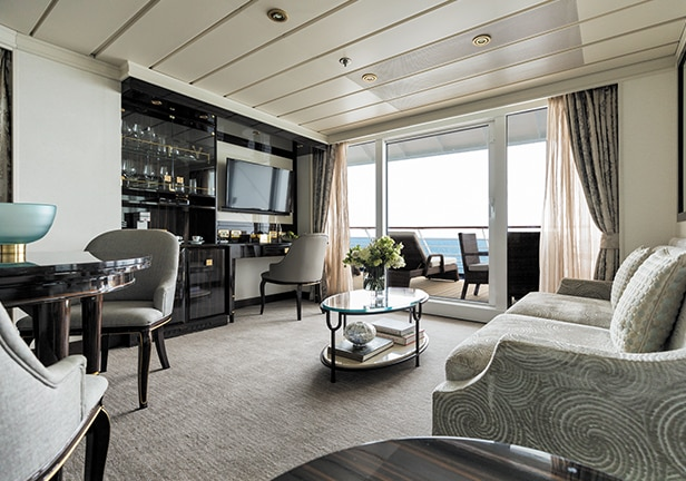 Virtual Tours of our Luxury Suites | Seven Seas Mariner