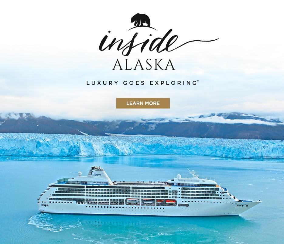 INSIDE ALASKA | LUXURY GOES EXPLORING