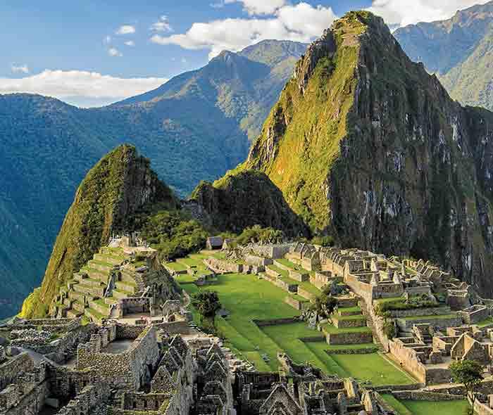 Kreuzfahrten in Südamerika