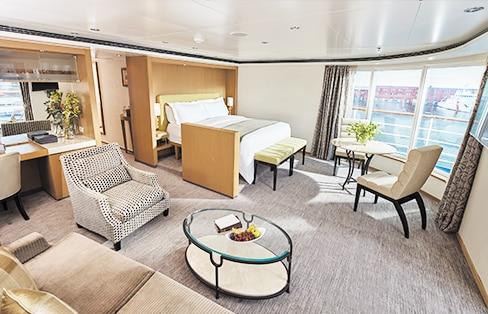 Seven Seas Suite (Aft)