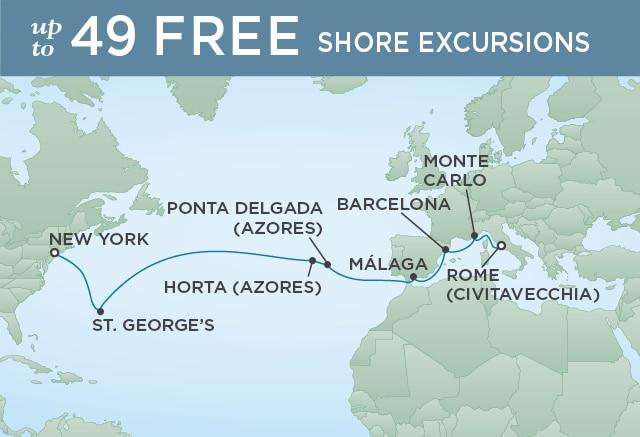 旅程表マップ